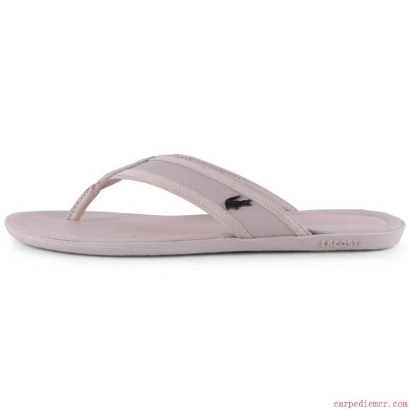 c5750dbb9d2d Lacoste Men s flip flop